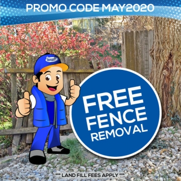 Free Fence Removal